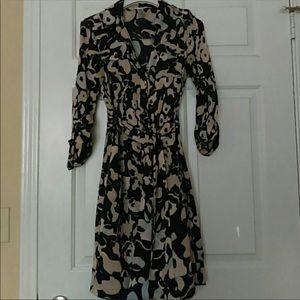 DVF Regina Cargo dress